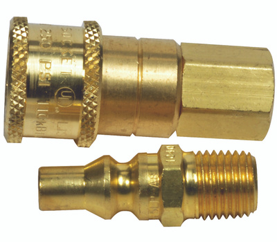 Mr Heater F276190 Gas Mate Propne/Natural Gas Quick Connector