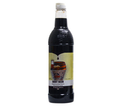 Gold Medal 1431 25 Ounce Root Beer Syrup