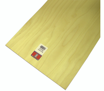 Midwest Products 5245 Plywood Craft 3/16X12x24in 6Pk