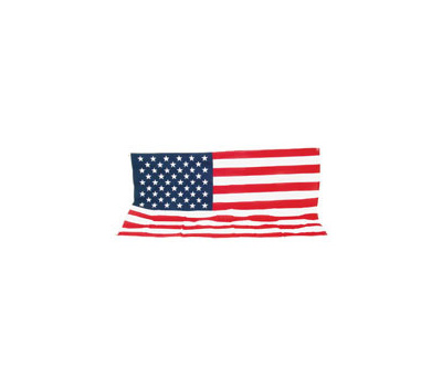 Valley Forge Flag USS-1 Sentinel 3 Foot By 5 Foot American Flag Polycotton