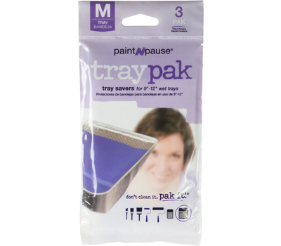 Paint n Pause CP-MT-03 Medium Paint Tray Saver