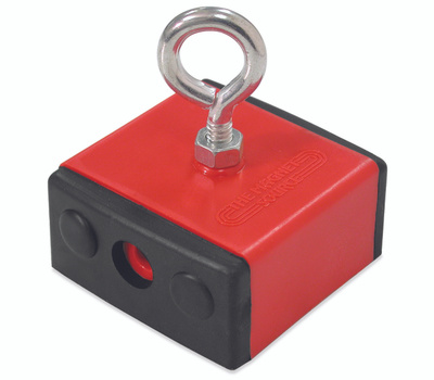 Master Magnetics 07503 Magnet Retrieving W/Shield Hd