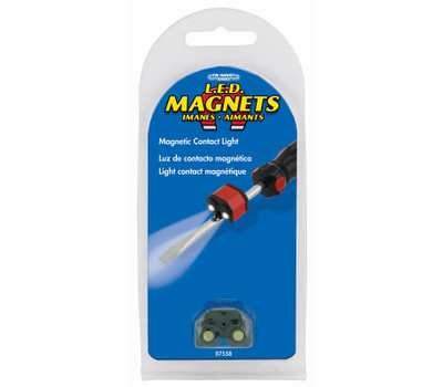 Master Magnetics 07558 Magn LED Contact Light
