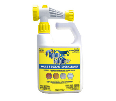 WM Barr SFDHEQ06 32 Ounce House Deck Cleaner
