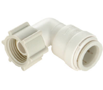 Watts Water 3520-1013/P-639 Quick Connect 1/2 Inch By 7/8 Inch Ballcock Elbow