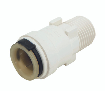 Watts Water 3501-1816/P-1010 Connector Male 1in Ctsx1in Mip