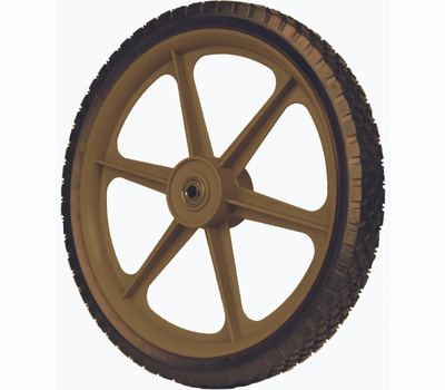 Martin Wheel PLSP14D175 Wheel Plastic Spoked Center Hub