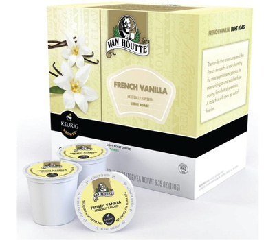 Keurig 5000081875 K-Cup French Vanilla Light Roast 18 Count