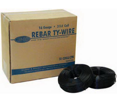 Midwest Air Technology 901130A 3 1/2 Pound 16 Gauge Reb Ty Wire