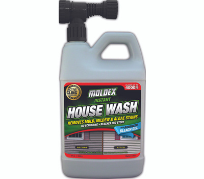Rust-Oleum 7030 Moldex House Wash Instant Hose End 64 Ounce