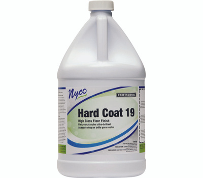 Nyco Products NL167-G4 Finish Floor Hard Coat 128 Ounce