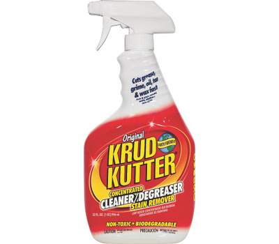 Krud Kutter KK326 Biodegradable Cleaner Degreaser 32 Ounce Trigger Spray