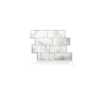 Quinco SM1080-6 Tile Wall Metro Carrea 6pk 6 Pack