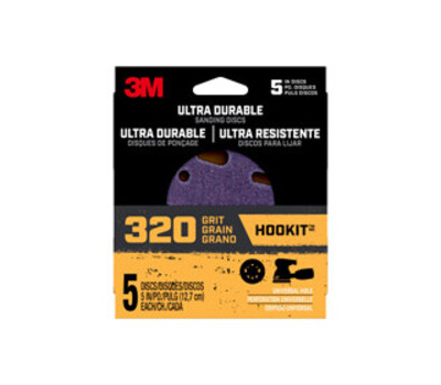 3M 27255 Disc Sanding Power 5in 320grit
