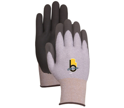 Atlas Glove C4400S Bellingham Cool Max Insulated Gloves With Nitrile Coated Palm Small
