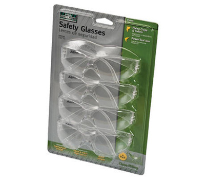 Safety Works 10087608 Glass Safety Close-Fit Clear