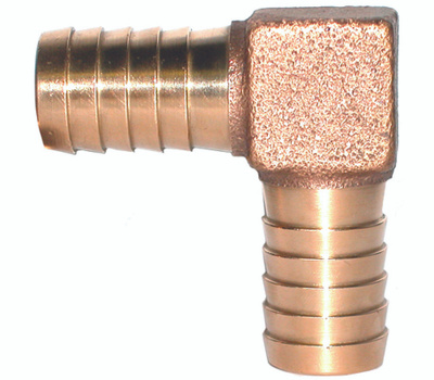 Legend Valve 312-075 Elbow Male Cast Bronze 1In