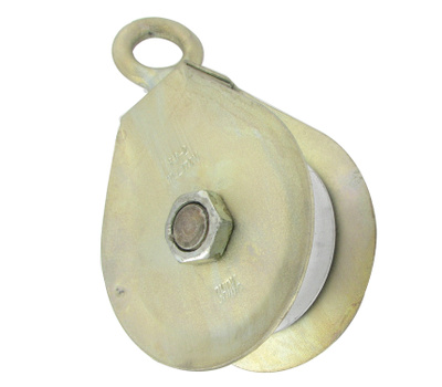 Fehr Brothers SM-2 Hay Fork Pulley With Swivel Eye
