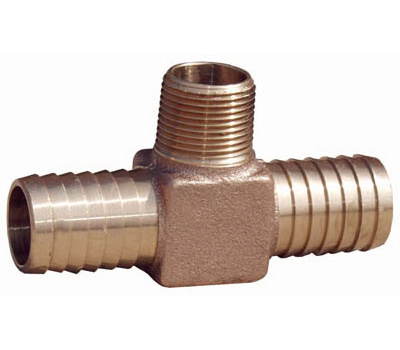 Water Source HT175NL 1 Inch Hydrant Tee