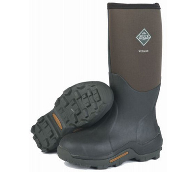 Honeywell Safety Products WET998K-12 SZ12 BRN Wetland Boots