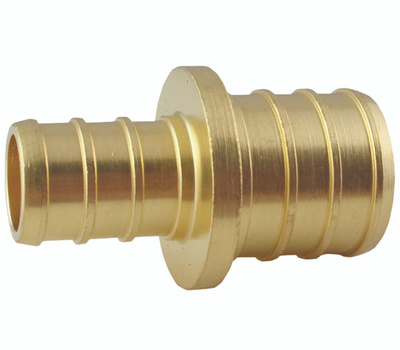 Conbraco APXC1234 Apollo Coupler Pex 1/2Inx3/4In Brass (Bag Of 1)