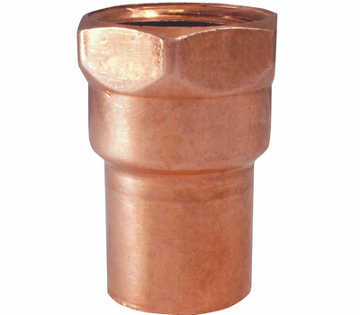Elkhart 30160 1 Copper By Female Adapter