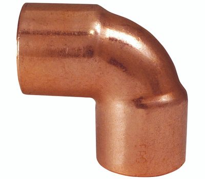 Elkhart 31272 1/2 By 1/2 90 Degree Copper Elbow