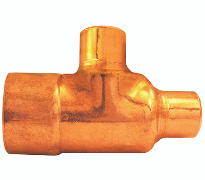 Elkhart 32794 3/4 By 1/2 By 1/2 Copper Tee