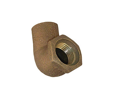 Elkhart 10159202/10156792 Lo-Lead 3/4 Inch C X F Copper 90 Degree Elbow