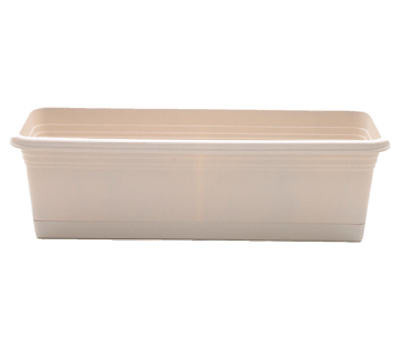 True Temper Wb3012ot Southern Patio 30 Inch Tan Wind Box Planter