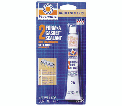 Permatex 80015 Form A Gasket Non Hardening Formagasket Sealant