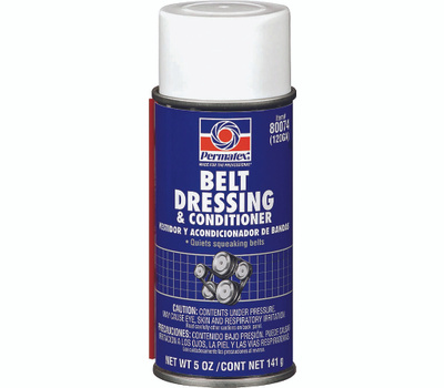 Permatex 80074 Belt Dressing/Cond Can 5 Ounce