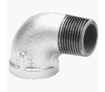 Anvil 8700128005 2 Inch Galvanized Street Elbow
