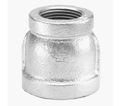 Anvil 8700135000 3/8 By 1/4 Inch Galvanized Reducing Coupling