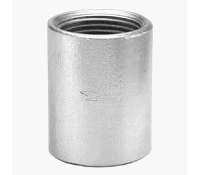Anvil 8700158804 1-1/4 Inch Galvanized Merchant Coupling
