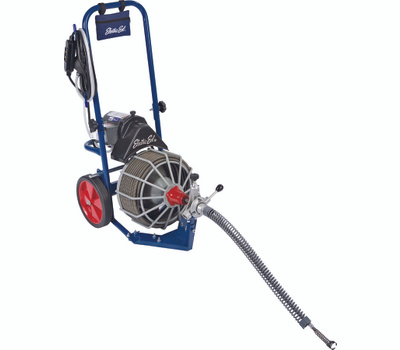 Electric Eel Z5K-1/2IC75-AF Drain Cleaner Autofeed 75Ft
