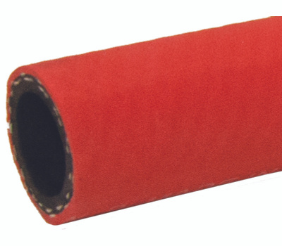 Abbott Rubber T60005003/RUTOL Utility Hose Red 1-1/8 OD By 3/4 ID By 75 Foot