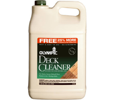 Olympic PPG 52125AS2 2 1/2 Gal Deck Cleaner