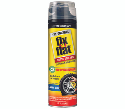 ITW S60430 Fix A Flat Tire Repair Inflator 20 Ounce