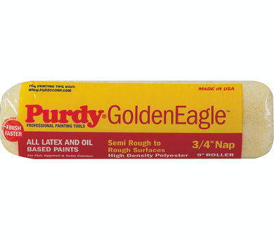 Purdy 140608094 Golden Eagle 9 Inch 3/4 Inch Nap High Density Paint Roller Cover