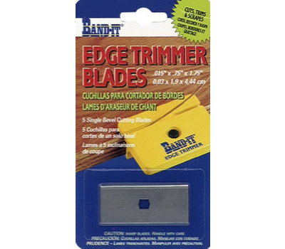 Cloverdale 25233 Band It Edge Trimmer Blade 5Pk