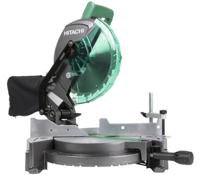 Hitachi C10FCGSM Saw Miter Compound 10In