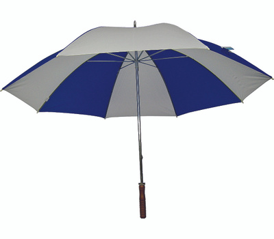 HomeBasix TF-06 Umbrella Golf 29In Royal/White