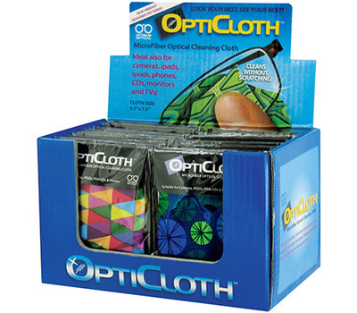 DM OC-CLN 5-1/2 By 7-1/2 Lens Cleaning Cloth