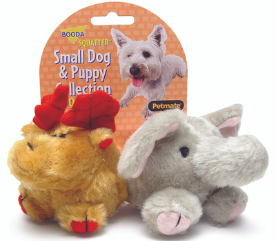 Petmate 0353595 Squatters Moose/Eleph Dog Small