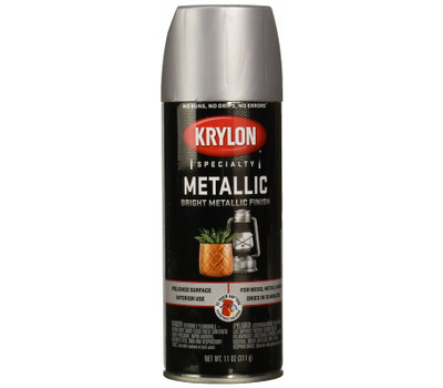 Krylon 1403 Metallic Aluminum Dull Spray Paint