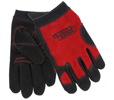 LINCOLN ELECTRIC CO KH962 PRM Welding Gloves,