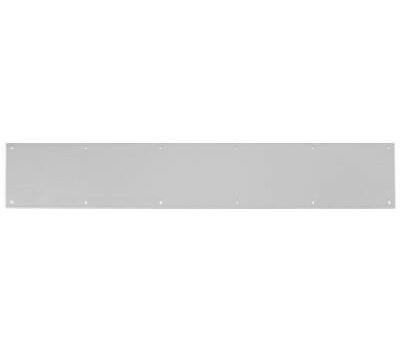 Tell DT100052 8 By 34 Inch Stainless Steel Kick Plate