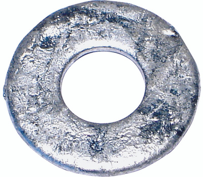 Midwest Fastener 05626 Flat Washers 5/16 Inch Galvanized Flat Washer 5 Pounds