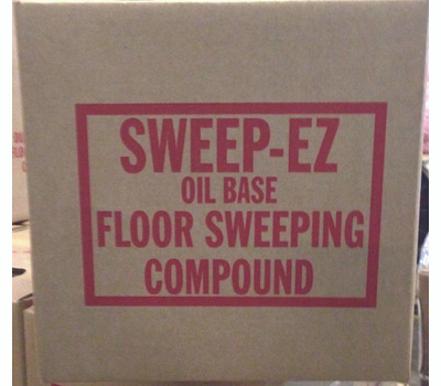 Sorb All 3110 No Dust O Wax Base Sweeping Compound